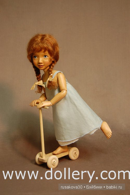 современные куклы из дерева магазине Донбасской помогли
