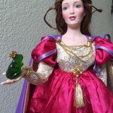 Куклы компании Franklin Mint