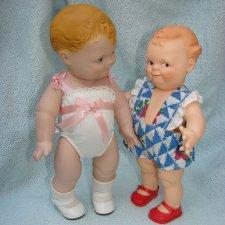 Куклы купидончики