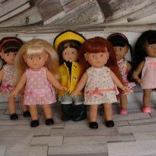 Куклы мини Corolle