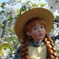Куклы от Хелен Киш - Аня из Зеленых мезонинов