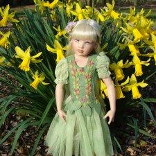 Куклы от Хелен Киш - Весна