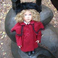 Куклы от Хелен Киш - Сонечка