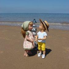Минушки у моря