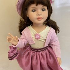 Кукла Паола Рейна