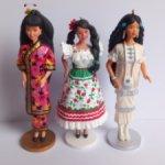 Hallmark Ornaments Barbie бу цена за 1 шт
