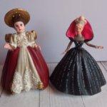 Hallmark Ornaments Barbie бу цена за 1 шт м.Алекс 500 руб, в черном 600 руб.