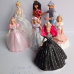 Распродажа остатков Hallmark Ornaments Barbie бу цены от 300 до 500 руб за шт