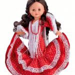 Коллекционная кукла Famosa Nancy 2018 г