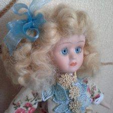Моя Лиза - кукла из детства