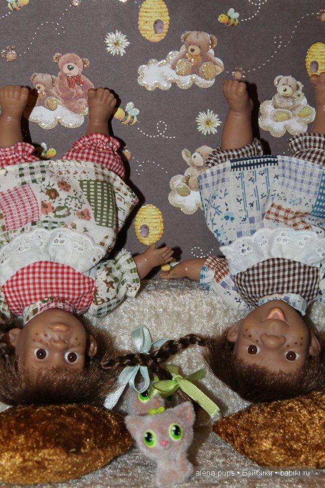 Испанские характерные куколки от Art.Marca