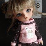 Новая малышка Winnie AQR. Комплекты для нее и ее подружек.