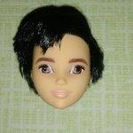 Голова от куколки Creatable World.