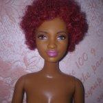 Редкая Barbie Fashionistas 33 на шарнирном теле.