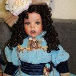 Куплю такую фарфоровую куклу Донны Руберт.