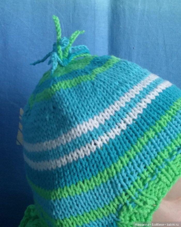 верхушка шапки