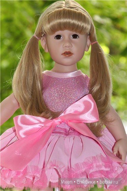 Пышная юбка pettiskirt и топ для куклы Gotz 50см.