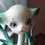 Продам Dollzone Coral с шикарным авторским мейком и блашем. Срочно 6000