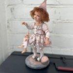 Продам или обменяю куколку Татьяны Картушовой