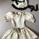 Винтажный комплект для куклы