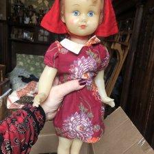 Раняя паричковая кукла