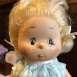 Необычная и редкая куколка СССР