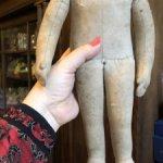 Тело для советской прессопилочной или целлулоидной куклы
