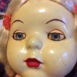Загадочная целлулоидная кукла СССР, Шостка