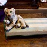 Кукольная кроватка с матрасом
