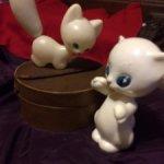 Белый котик, Охтален