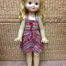Кукла Олеся, ходунок