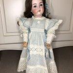 Голубоглазая Nina от Kestner, молд 171