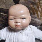Малыш Bye-Lo с композитной головой