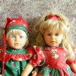 Сладкая парочка от Schildkröt! Цена за 2  куклы!