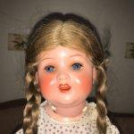Редкая антикварная кукла - Heubach Koppelsdorf