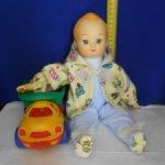 Продам реплику опилочной куклы Тата.
