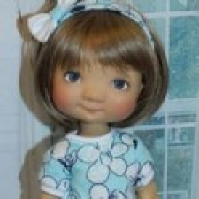 Продам одежду на кукол Meadowdolls 28см