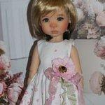 Продам платье для Твин Ардин (34см) и подобных кукол.