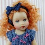 Редкая малышка Tiny Riley  Blue от Helen Kish