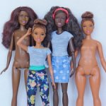 Четыре куклы Барби, шарнирные, fashionistas. Новые.