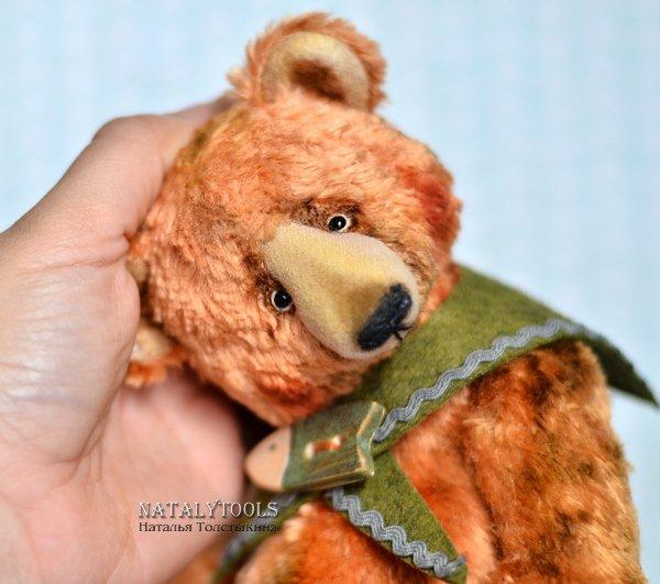 тедди медведь