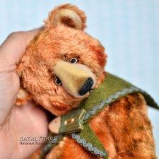 Мы такие разные... Медведи с характером, автор мишек тедди Толстыкина Наталья