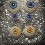Продам глазки на БЖД и авторских кукол