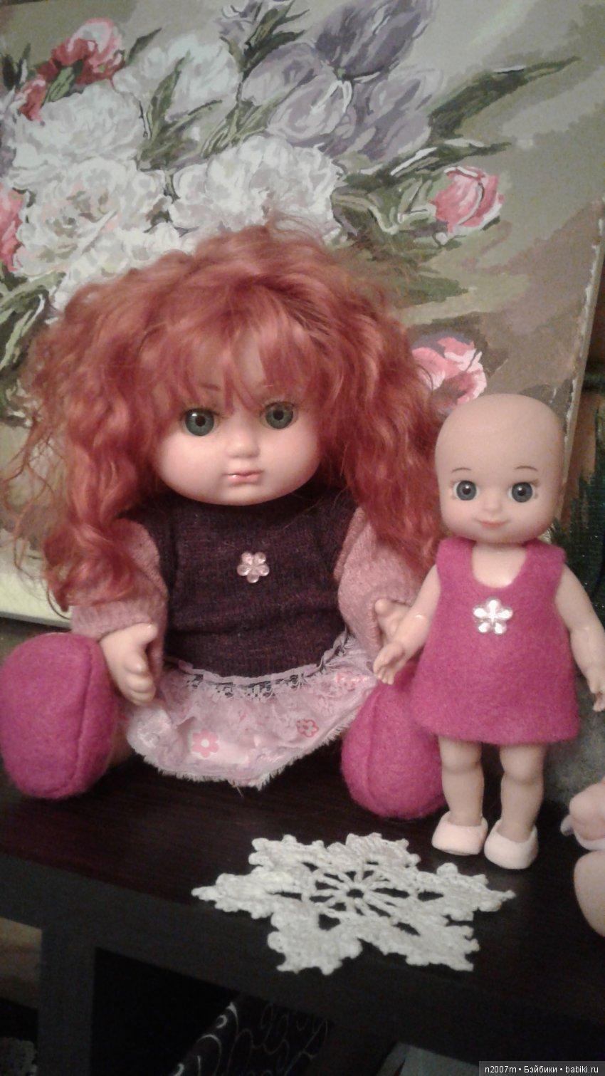 Кукла веснушка 10 весна