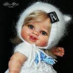 Малышка от Paola Reina (OOAK)
