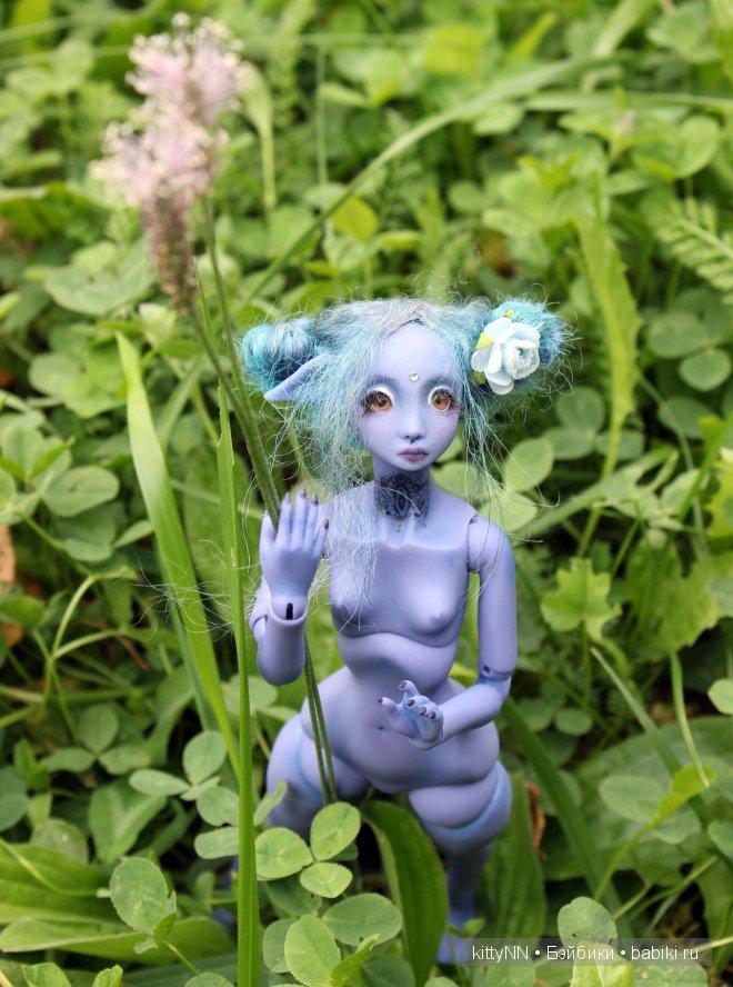 Авторские шарнирные куклы Анастасии Науменко