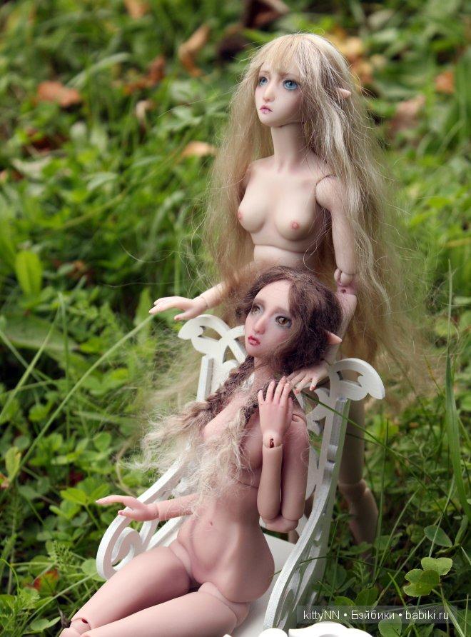 Anastacia Elf BJD. Авторские шарнирные куклы Анастасии Науменко