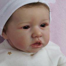 Малышка Ия. Кукла реборн Юлии Хома