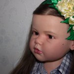 Воспоминаяния о детстве. Принцесса реборн Александра или просто Алечка!