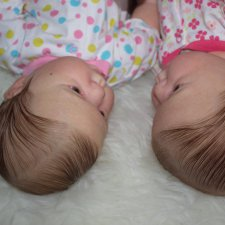 Мои милые двойняшки Кристаллики